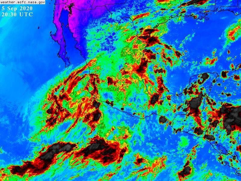 Se forma 'Julio', una tormenta tropical en el pacífico mexicano