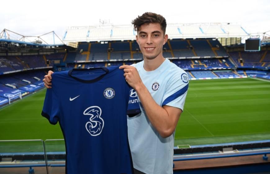 Oficial: Chelsea ficha a Kai Havertz