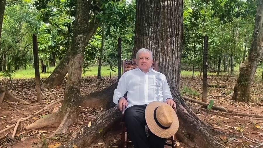AMLO: Un triunfo para el país que INE no otorgara registro a México Libre