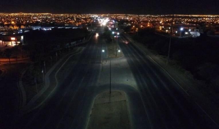 Reportan a apagón en varias colonias de Hermosillo