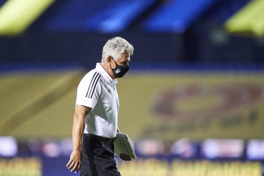 """Tuca"" Ferretti admite preocupación por mal paso de Tigres"