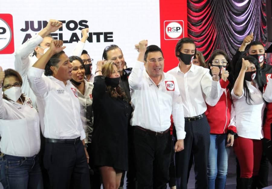Redes Sociales Progresistas impugnará ante el TEPJF decisión del INE