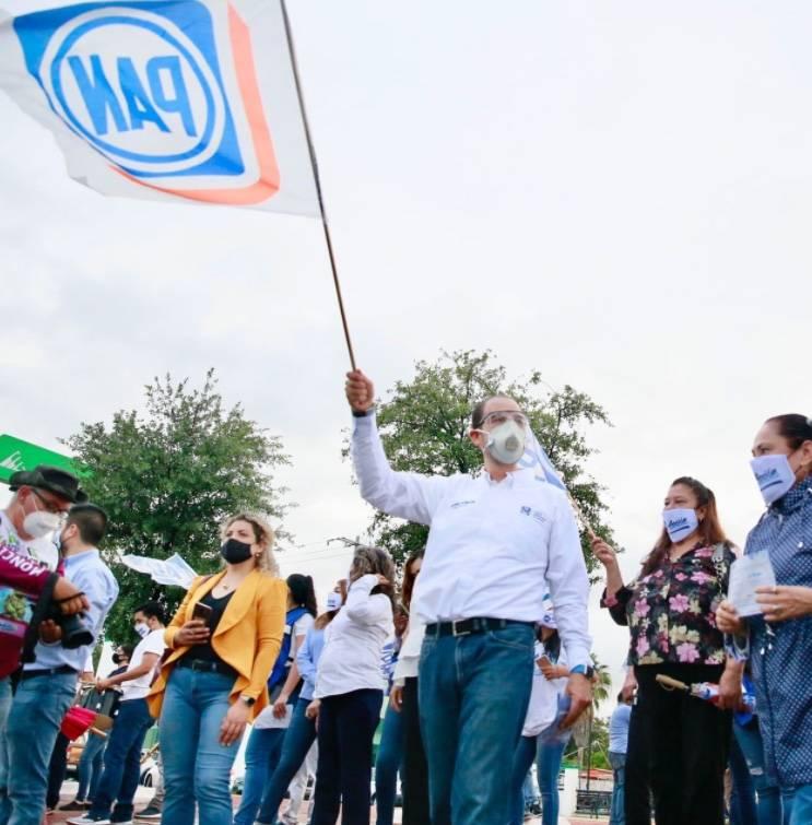 PAN solicitará al Instituto Electoral de Coahuila, campaña para la promoción del voto