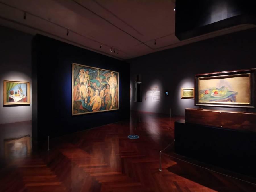 Por fin se abre la exposición de Modigliani y sus contemporáneos en Bellas Artes