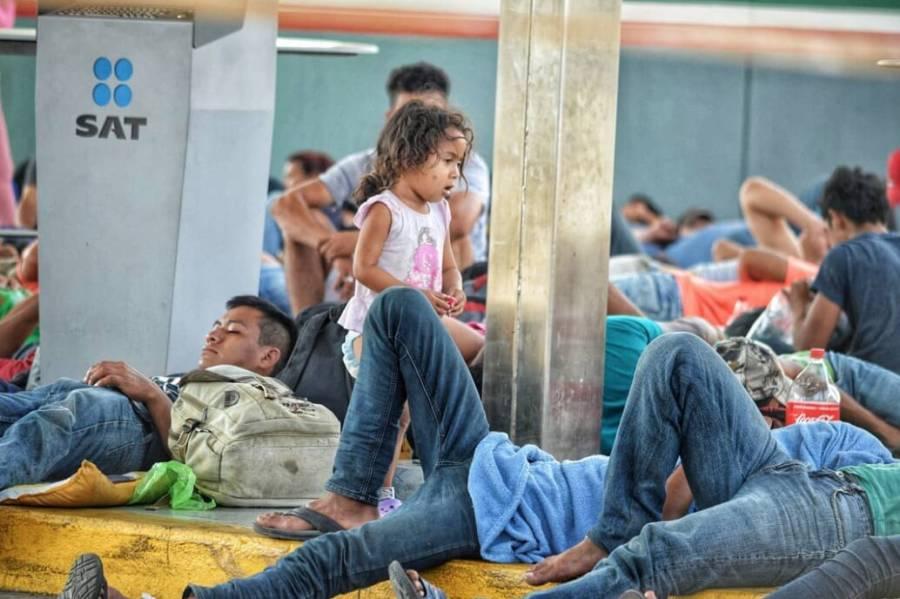 México deportó a 31 mil extranjeros en pandemia