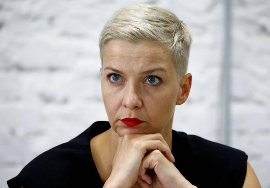 Secuestran a líder opositora en Bielorrusia, María Kolésnikova