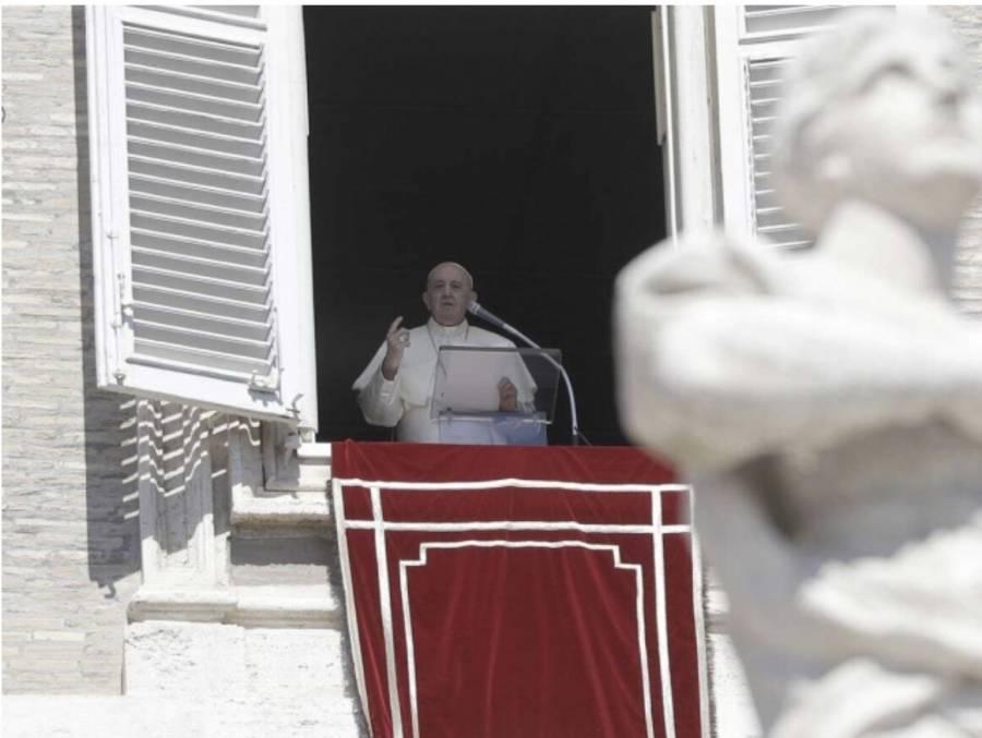 El chisme es peor plaga que el Covid: Papa