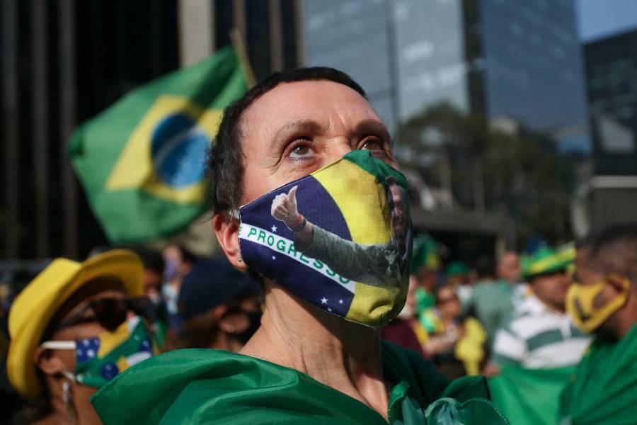 Brasil reporta más de 10 mil nuevos casos de COVID-19