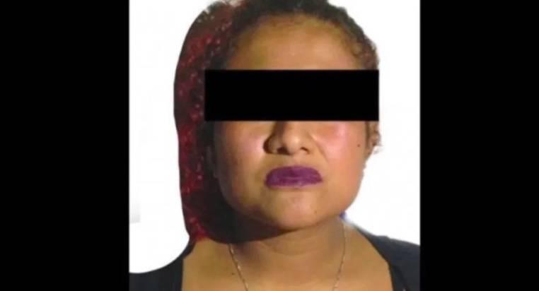 "Capturan en Xalapa a ""La China"", presunta jefa de plaza del CJNG"