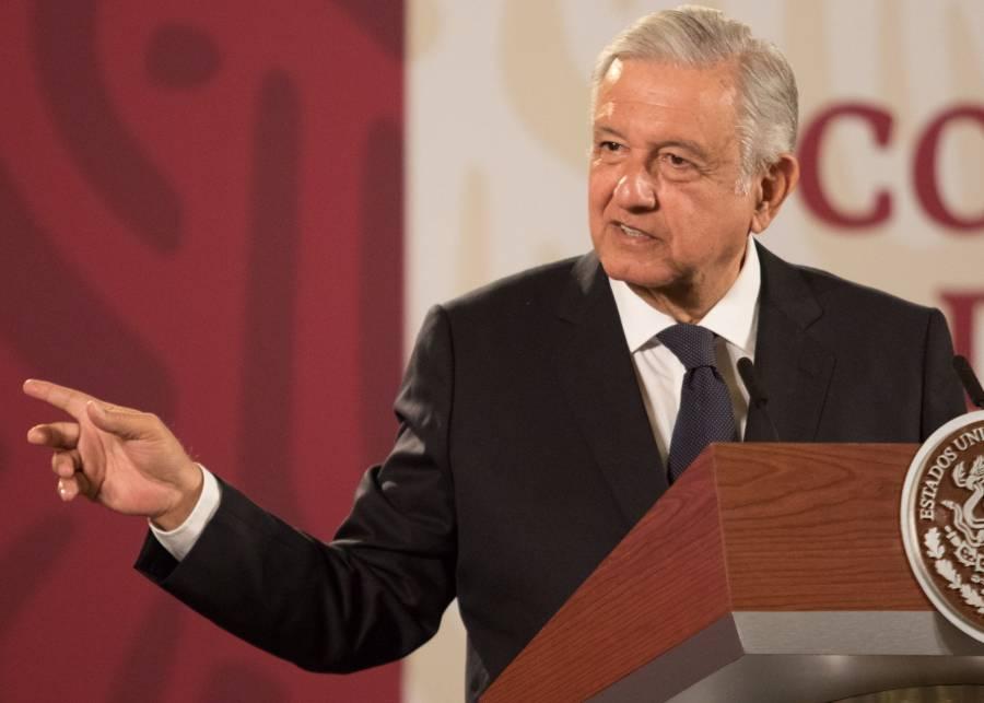 AMLO: México sí concedería a Estados Unidos la extradición de Calderón