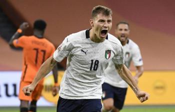 Italia doblega a Holanda en la Nations League