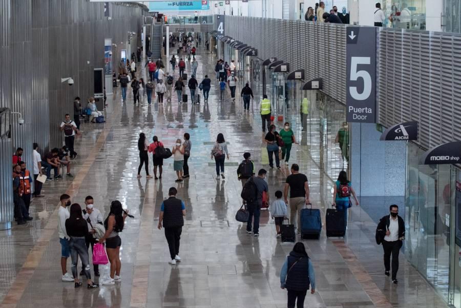 EE.UU. baja alerta de viaje para México; solicita a ciudadanos reconsiderar visita por Covid-19