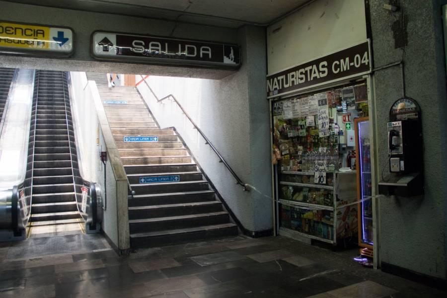 Metro lanza convocatoria para obtener un PATR en sus estaciones