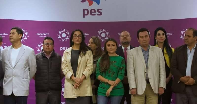 INE otorga 40 mdp para el PES en lo que resta de 2020