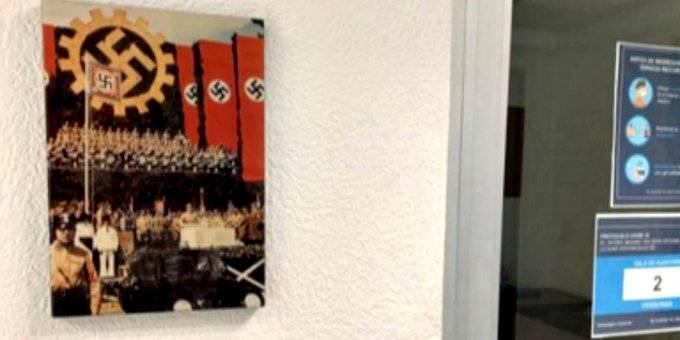 Volkswagen rompe con concesionaria de Coyoacán por tener fotos nazis