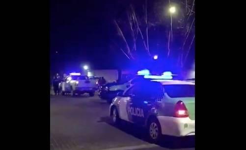Protestas policiacas en plena pandemia repuntan delitos en Buenos Aires
