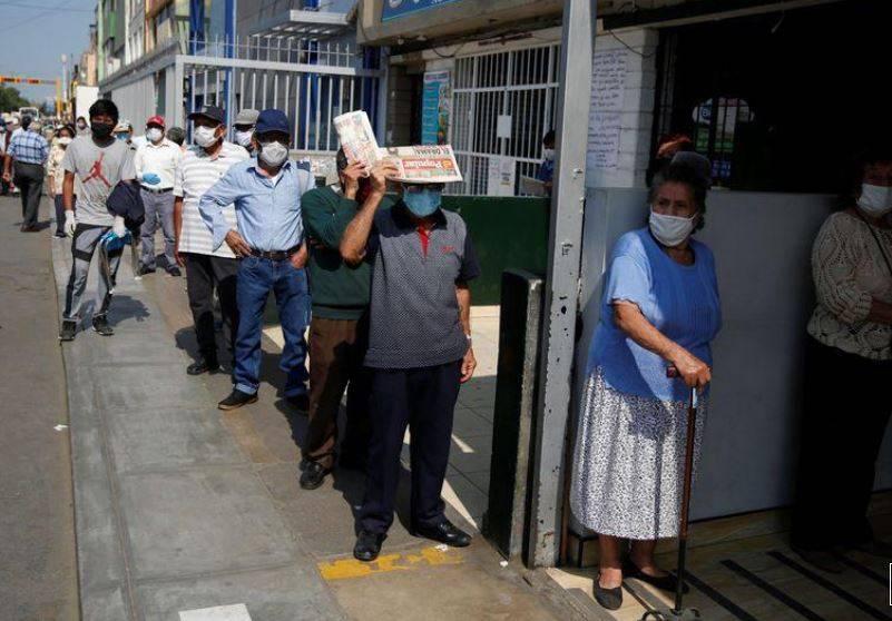 Perú calcula siete millones de contagios por Covid-19