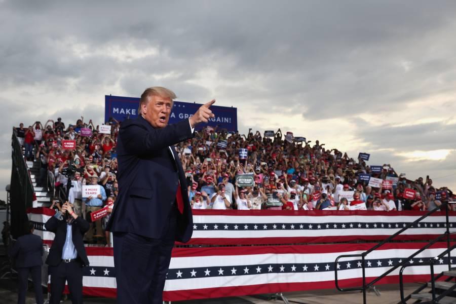 Trump, dispuesto a gastar su propio dinero en campaña presidencial