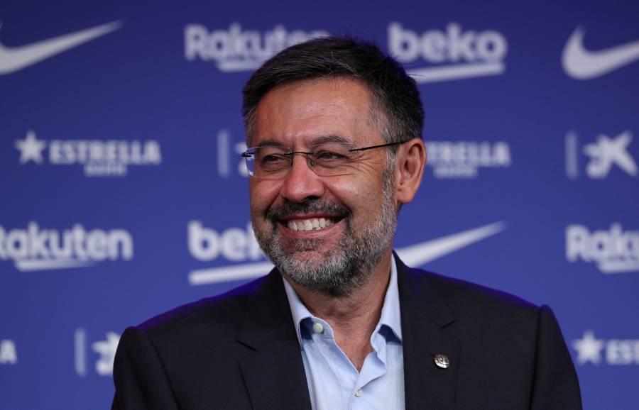 Gana fuerza campaña para echar a Bartomeu del Barcelona