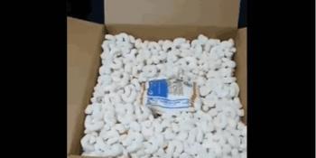 Internauta compra dos computadoras en Mercado Libre y le llegan paquetes de sal