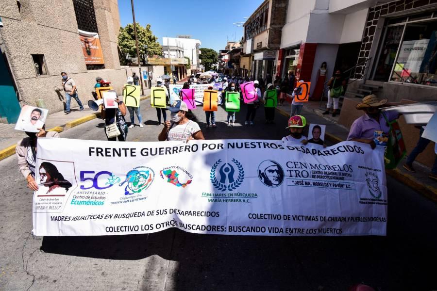 """DOCUMENTAN 1,850 CASOS DE """"ATROCIDADES"""" EN EL AÑO"""