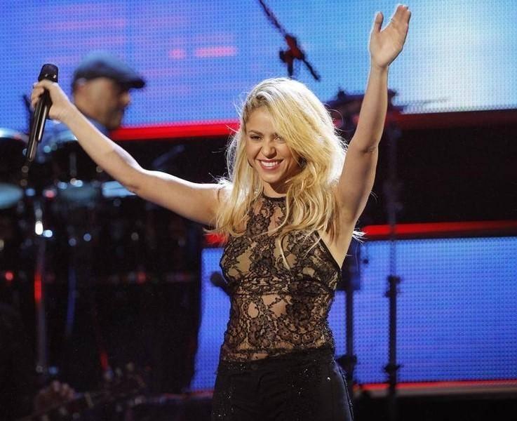 Shakira presume traje de baño en Instagram