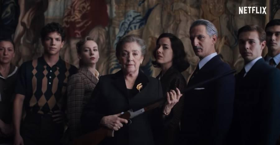 "Netflix revela estreno de ""Alguien tiene que morir"", miniserie de Manolo Caro"