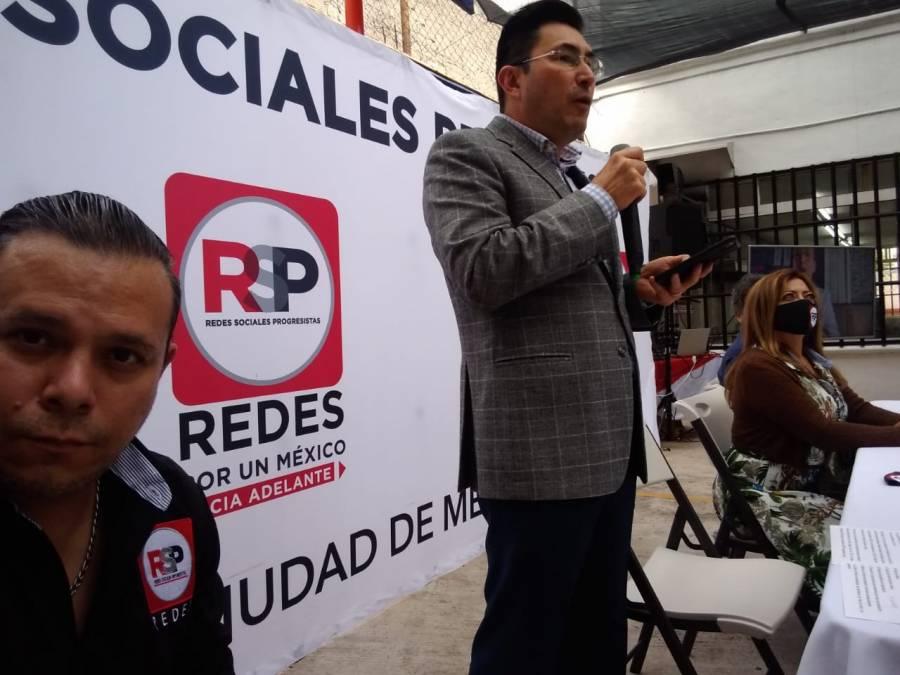 RSP anuncia que esperará en silencio la resolución del TRIFE