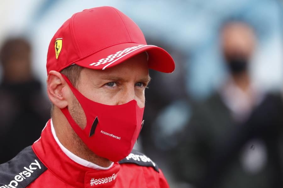 """Vettel se perfila para ocupar el lugar de """"Checo"""" Pérez en Racing Point"""