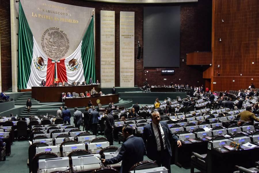 Cinco diputados más dan positivo a Covid-19; van 31 casos entre legisladores