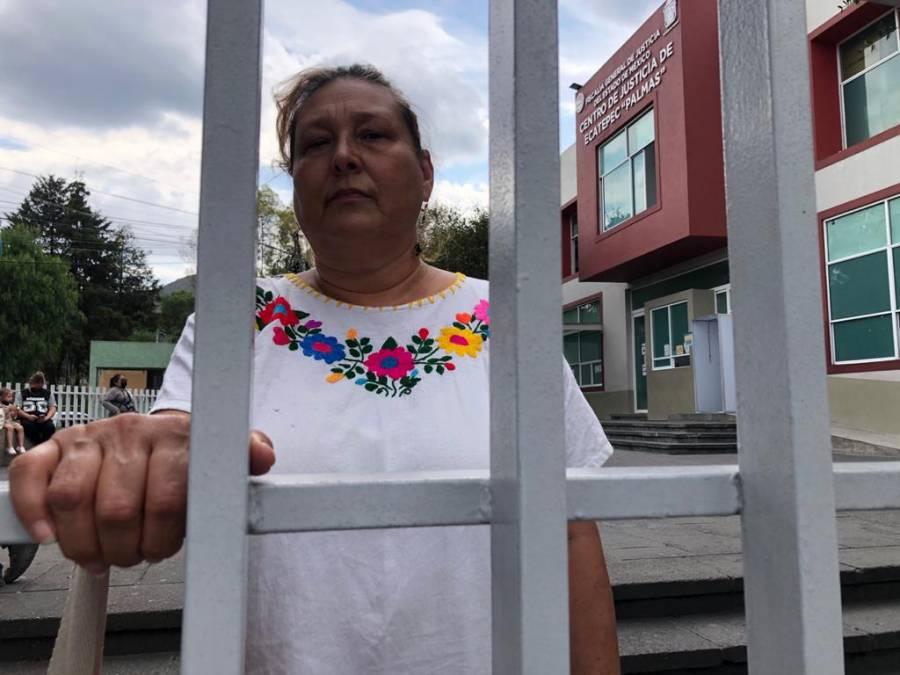PROTESTA POR LA LIBERTAD DE UN HIJO, Y LE DETIENEN A OTRO SIN JUSTIFICACIÓN
