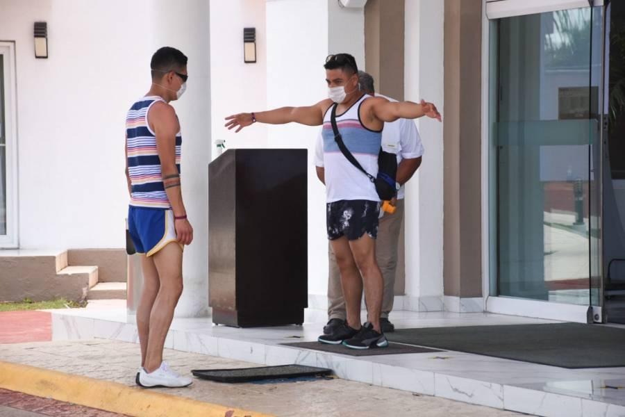 2 millones 854 mil 945 turistas internacionales llegan a México en julio: INEGI