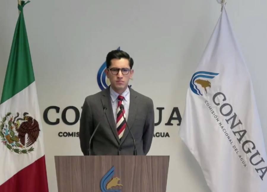 TRATADO DE AGUA MEXICO-EU SE DEBE CUMPLIR: Conagua Y SRE