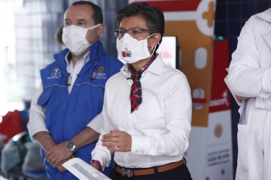 Agresión de la policía, es un atentado contra la ciudadanía: Alcaldesa de Bogotá