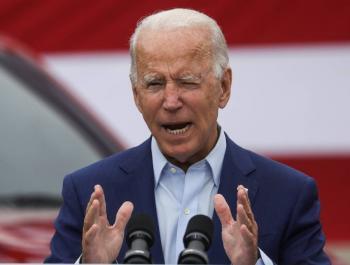 Encuesta coloca a Biden con 9 puntos de ventaja sobre Trump