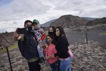 Teotihuacán reabre tras cierre por Covid-19