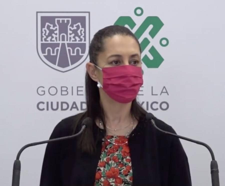 Disminuyen muy poco las hospitalizaciones en la Ciudad de México