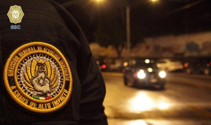 Recuperan nueve vehículos con reporte de robo en Álvaro Obregón