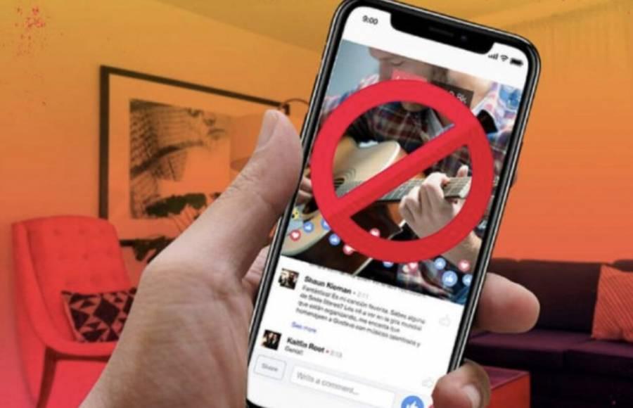 Facebook endurece  normas contra usuarios
