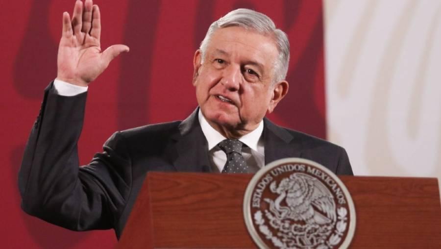 López Obrador le responde a Corral: tengo buena información de conflicto por agua