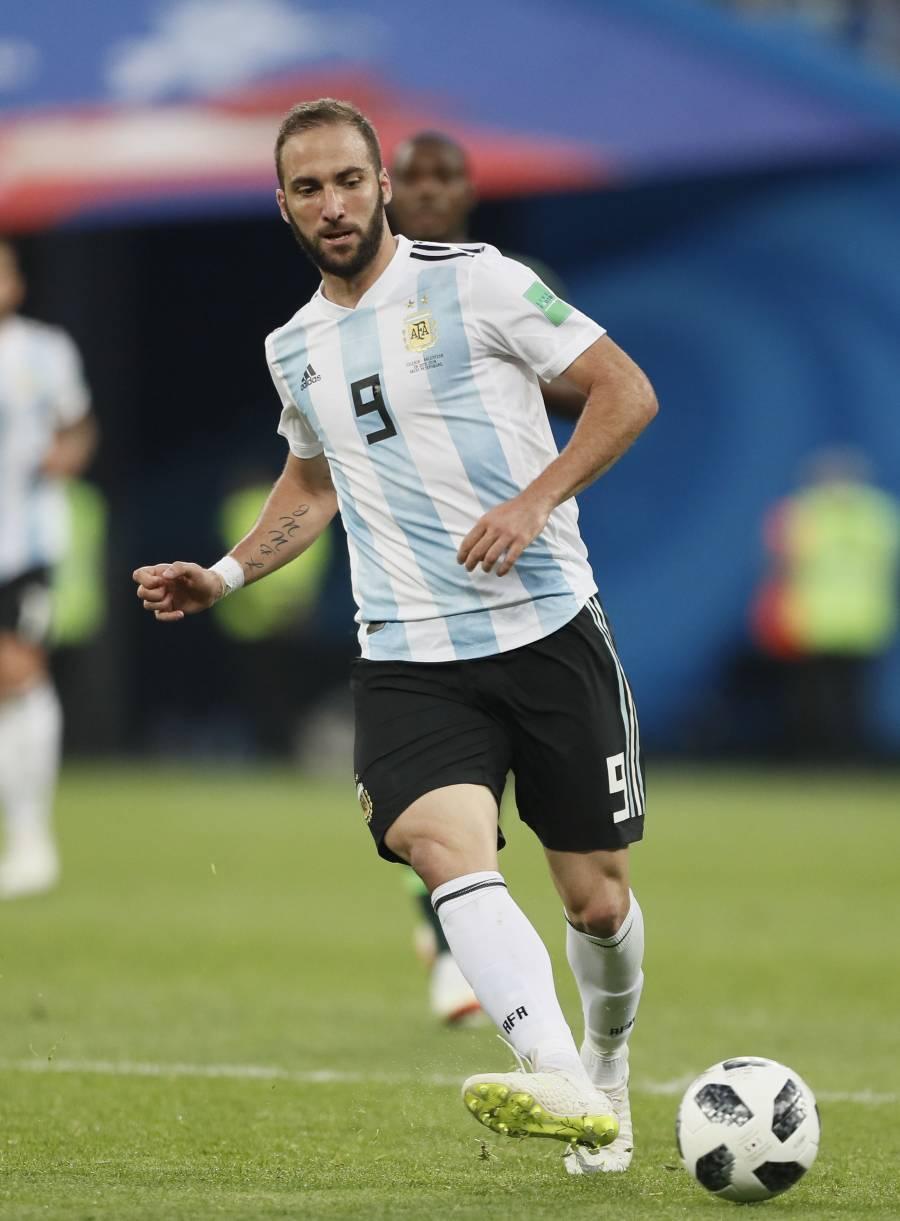 Gonzalo Higuaín al Inter Miami, junto a Rodolfo Pizarro