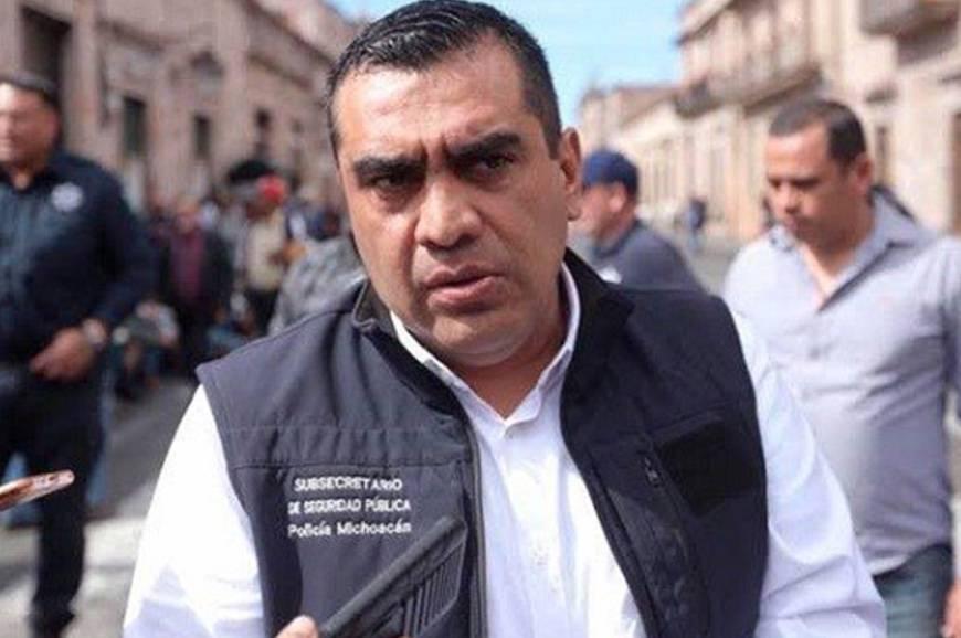 Extitular de la PF Ministerial, se entrega a la FGR por caso Ayotzinapa
