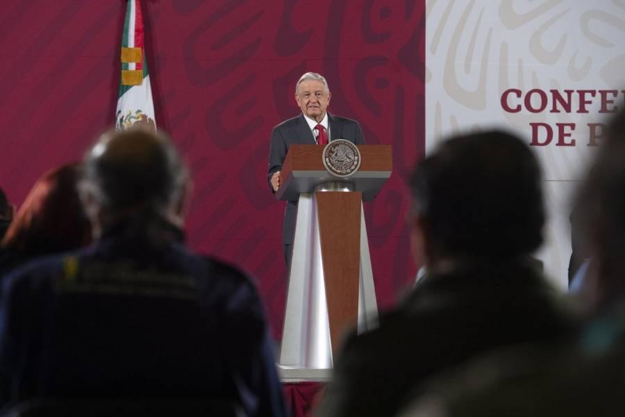 """Tras presunto desfalco de su cuñada, AMLO califica al Reforma como un """"pasquín inmundo"""""""