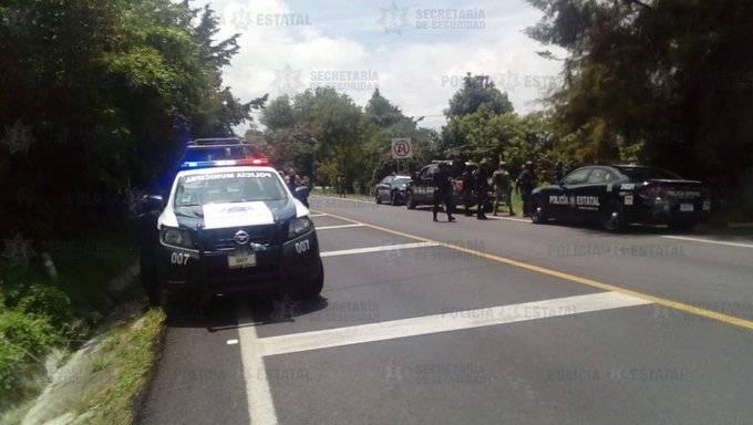 Enfrentamiento en el Estado de Mexico deja 4 policías muertos
