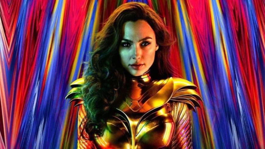 """Estreno de """"Wonder Woman 1984"""" se pospone hasta diciembre"""