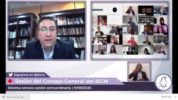 Inicia Proceso Electoral 2020-2021 en la Ciudad de México