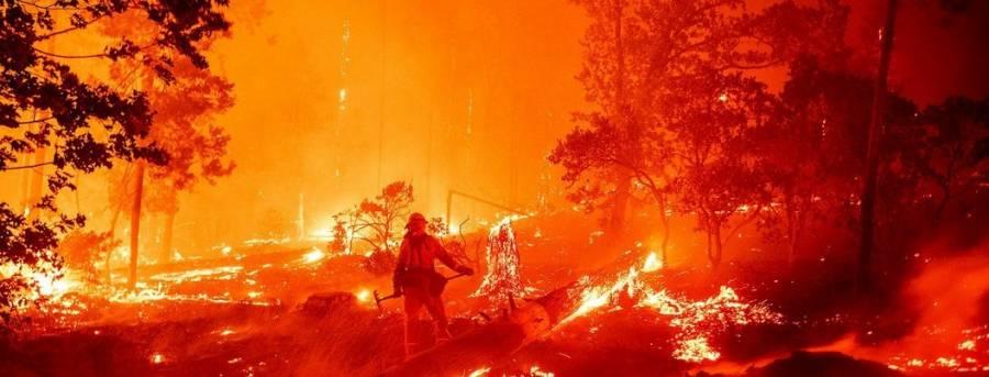Los incendios siguen afectando a California y Oregon; decenas de personas siguen desaparecidas