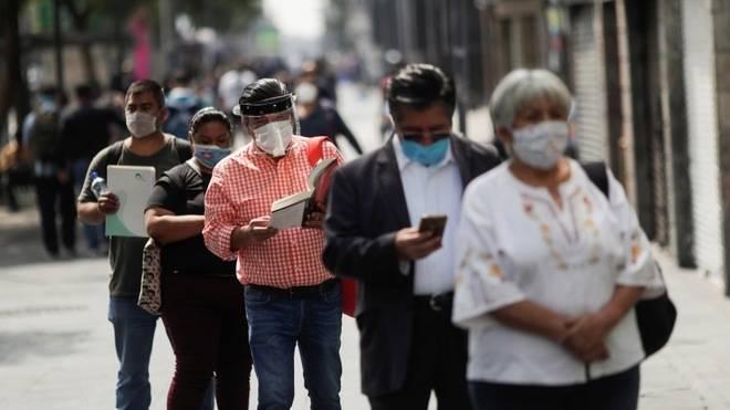 Covid-19 se posiciona como la cuarta causa de muerte en México: Inegi