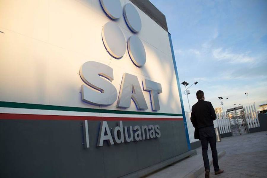 SAT lanza convocatoria de empleo para administrar aduanas
