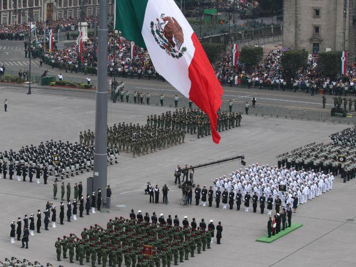 Cancelan desfile militar 2020 por Covid-19